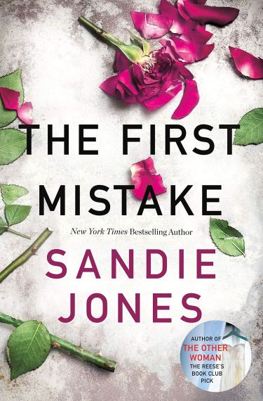 the first mistake cover
